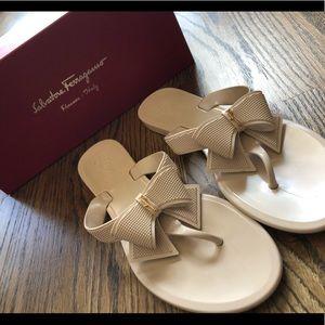 Salvatore Ferragamo Bali Sandals